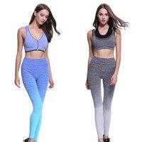 Yoga Uzun Pantolon Spor Tayt Seksi Yoga Tozluk Renk Değişikliği Pantolon Spor Koşu Tayt Spor Tayt Yoga Pantolon