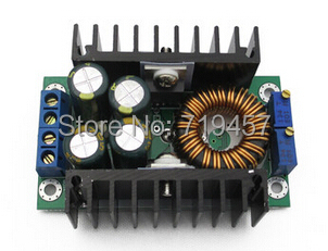 FREE SHIPPING Adjustable Power Module 12A Buck 24V Switch 12V LED Driver Constant Current With Charging Indication