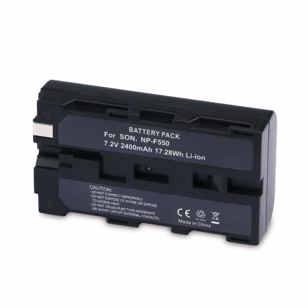 Melasta 7.2v 2400mAh Liion battery for for Sony NP-F330, NP-F530, NP-F550, NP-F570, NP-F730, NP-F750, NP-F930, NP-F950 аккумулятор для фотокамеры new sony np f330 np f550 np f570 np f750 np f770 v615 np f570
