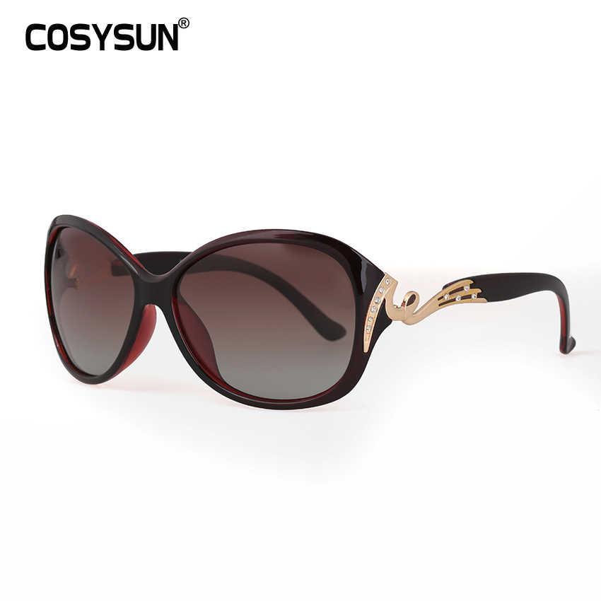 0fbd23e467 Brand style Fashion women sunglasses female sun glasses woman UV400 Polarized  sunglasses women brand designer sunglass