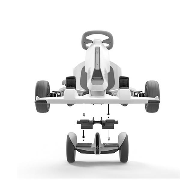 Xiaomi DIY Balance GoKart