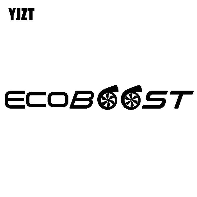 Ecoboost Decal Sticker eco boost ford turbo eco-boost