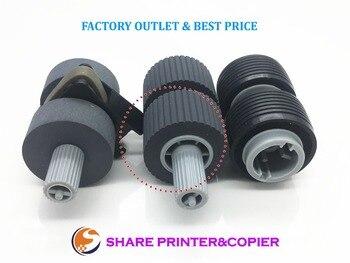 Share PA03338-K011 PA03576-K010 Pick Roller Brake Roller for Fujitsu fi-6670 fi-6770 fi-6750 fi-6750s fi-5750C fi-5650C fi-5650 фото