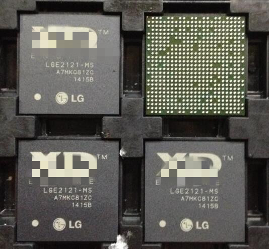 1/PCS LOT LGE2121-MS LGE2121 BGA New Original IC