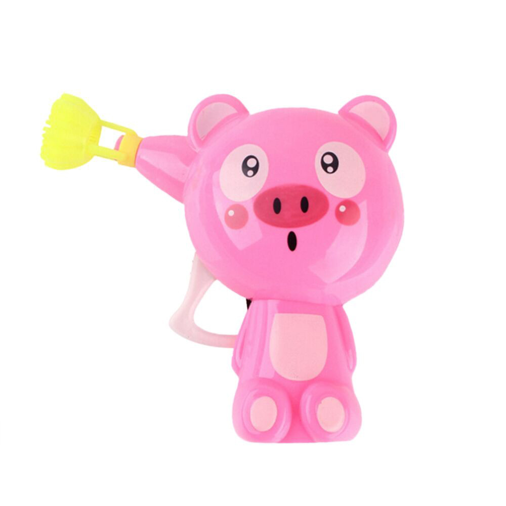 Knowledgeable Soap Bubbles Machine Bubble Gun Children Educational Toys Fun Cartoon Animal Bubbles Blower Toy Bubble Machine D300304 Pools & Water Fun