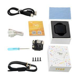 Image 3 - T İzle ESP32 programlanabilir giyilebilir çevre etkileşim WiFi Bluetooth ESP32 Lora geliştirme kiti dokunmatik ekran ESP8266