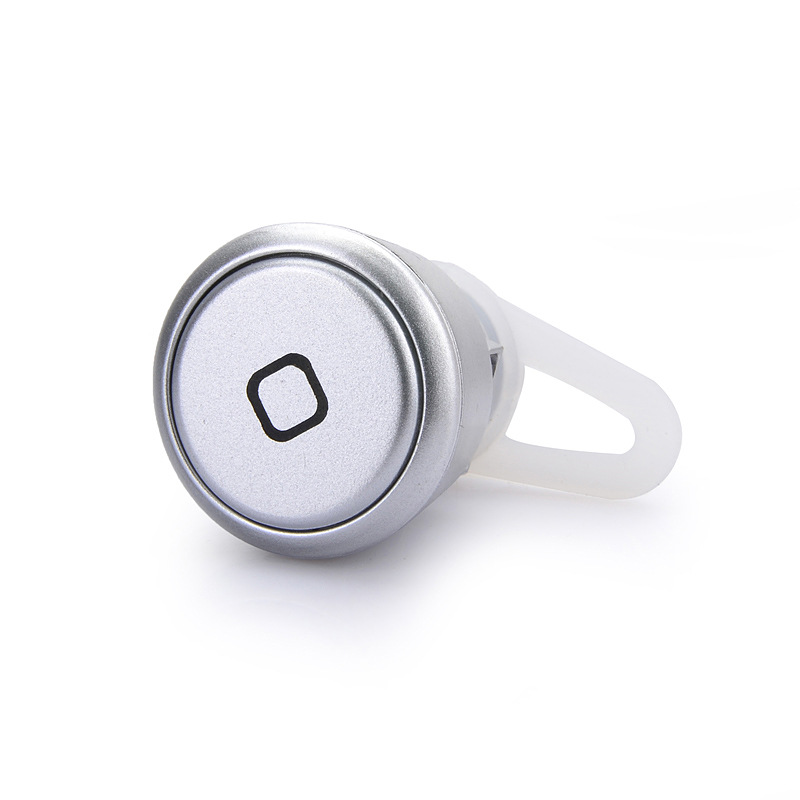 7a8523f803c Free shipping Mini Smallest Wireless Bluetooth Headset for cell phone  iPhone Samsung HTC Lenovo xiaomi mi4(for call only)-in Earphones &  Headphones from ...