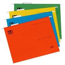 DL5468 A4/FC висячая папка для быстрой работы, бумажная папка для быстрой рыбалки, висячая папка
