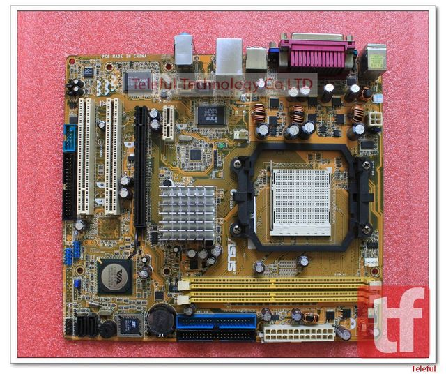 Asus M2V-X Motherboard Drivers for Windows Mac