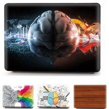 Oil Painting Hard Case Cover For Macbook Air 13 11 Pro Retina 12 laptop Bag MacBook pro case