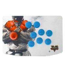 Cdragon android Telefone tv pc 3 joystick de arcade arcylic imagem impressa em 1 ryu keysters Roqueiro jogo pc do telefone móvel padrão