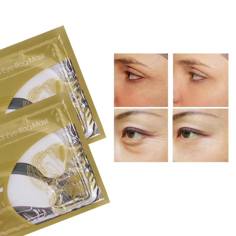 30 unids PILATEN Colágeno Crystal Eye Máscaras Anti-envejecimiento, - Cuidado de la piel - foto 4