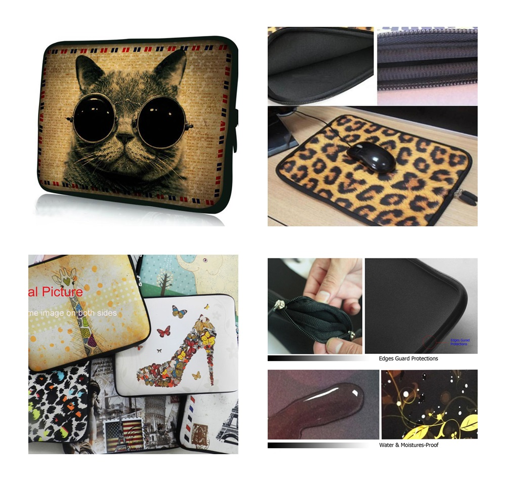 Hot Hoody Boy laptop Notebook Sleeve Case Bag For 9.7 10.1 11.6 12 13.3 14 15 15.6 HP Pavilion ASUS ThinkPad DELL SONY