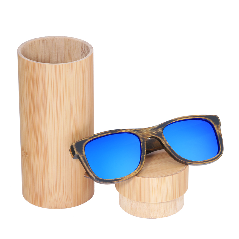 BerWer 2018 Designer Bamboo Wood Sunglasses Polarized Hombres mujeres - Accesorios para la ropa - foto 5