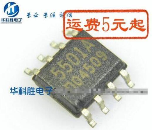 1pcs/lot 5501 5501A FA5501A Sop-8