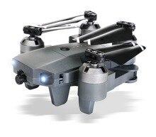 Foldable drone camera  helicopter with drone fpv remote control quadcopter quad mini dron