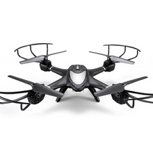 X401H FPV RC Wifi Quadcopter MJX Helikopter 2.4 GHz 4 Channel 6 Axis Gyro RC Hexacopter Drone dengan Kamera 0.3MP