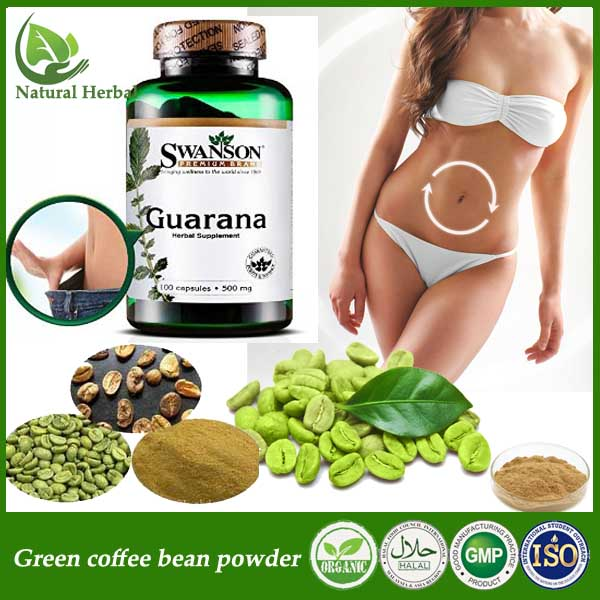 Green coffee bean extract weight gain