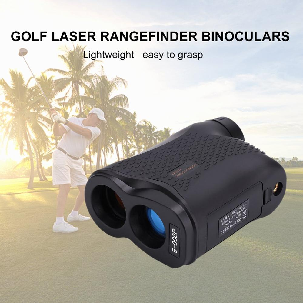 LR600P LR900P Laser Range Finder Telescope Hunting Golf Distance Speed Meter in Home Automation Kits from Consumer Electronics