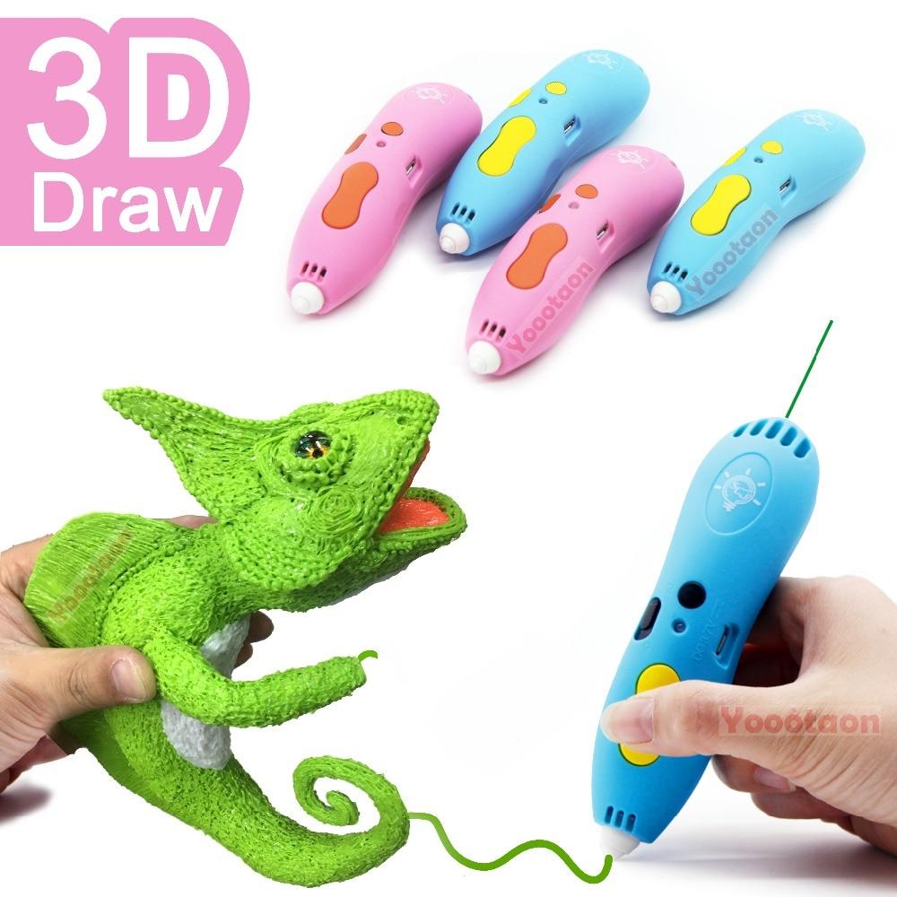 3D enfants dessin jouets pour enfants filles/garçons jouets éducatifs enfant arts et artisanat pour enfants jouets éducatifs fine moteur jouets
