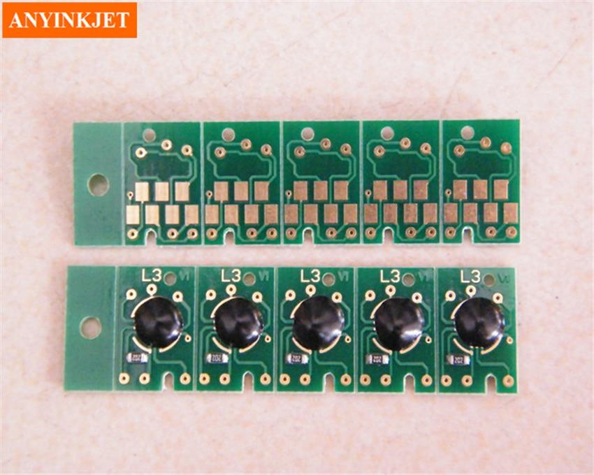 Совместимость техническое обслуживание ёмкости для чипа для Stylus pro 4000 4400 4450 4800 4880 7400 9400 7450 9450 и т. д. принтеров