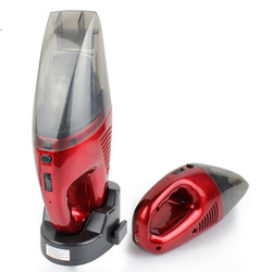 Wet and dry dual purpose wireless vacuum vehicle rechargeable mini cleaner