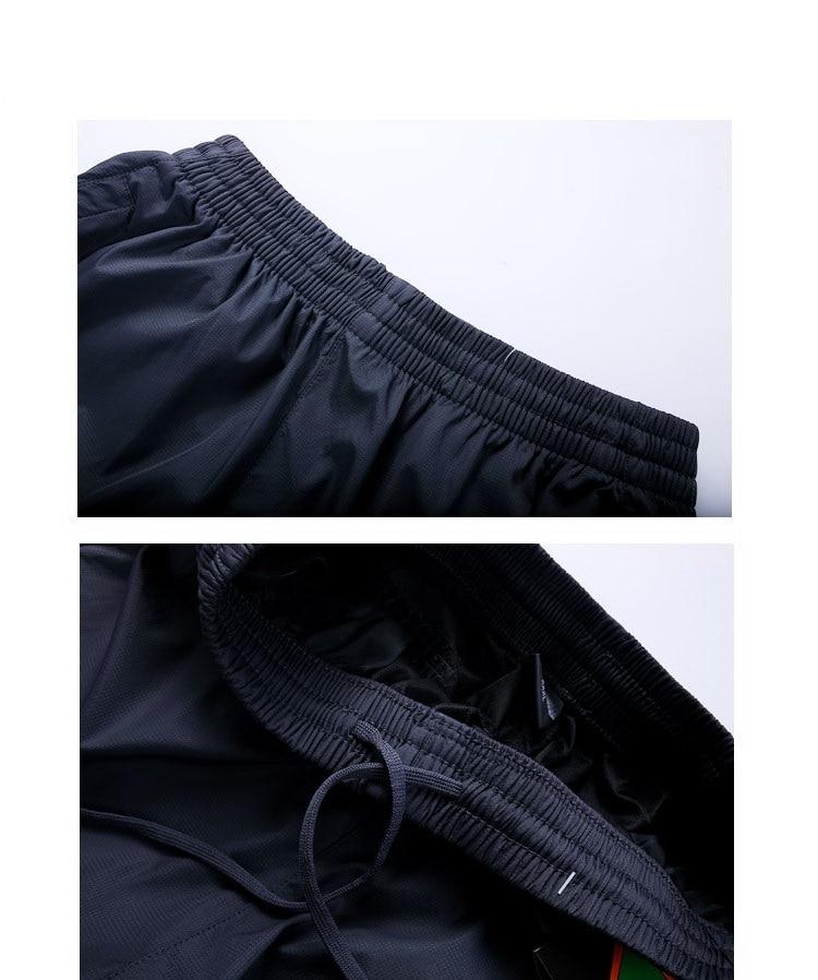 Grandwish Sneldrogende Mens Actieve Broek Plus Size 6XL Losse Fit - Herenkleding - Foto 4