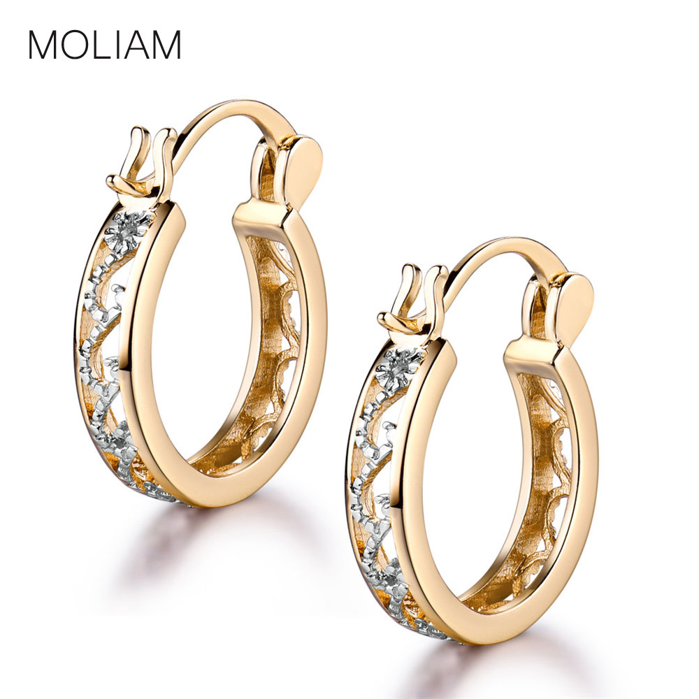MOLIAM Small Earrings 2017...
