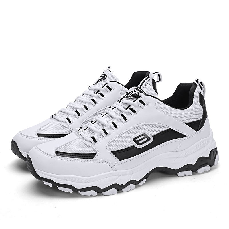 LAISUMK Men Fashion Casual Shoes Outdoor Sneakers Breathable Mesh Shoes Lightweight Shoes Couples Walking Shoes in Men 39 s Casual Shoes from Shoes
