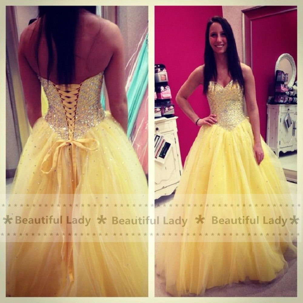 Compare Prices on Yellow Semi Formal Dresses- Online Shopping/Buy ...