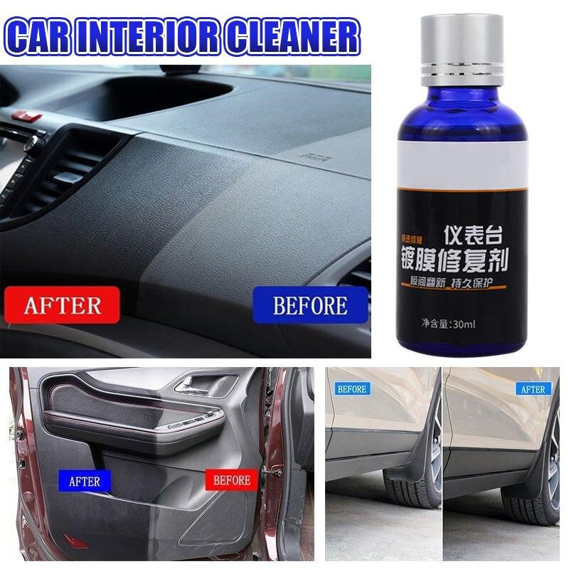 Пластиковые детали ремонт уход за автомобилем покрытие автомобиля многофункциональная жидкость для автомобильного стекла пластиковое покрытие универсальный автомобильный лак