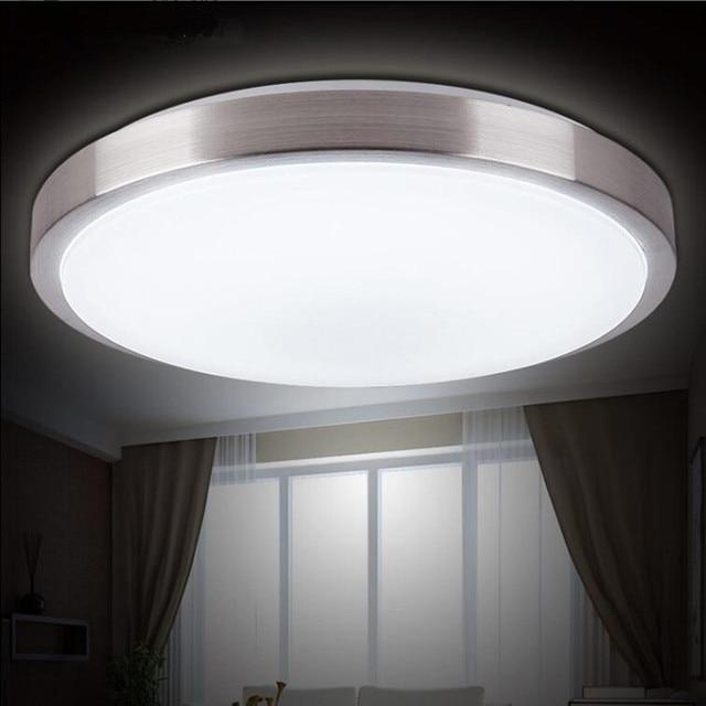 Deckenleuchten led lampe Durchmesser 21/26 cm Acryli panel ...