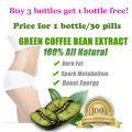 BUY 3 GET 1 FREE! Pure green coffee been extracts for weight loss 100% effective 1 pack for 1 month supply slimming fast