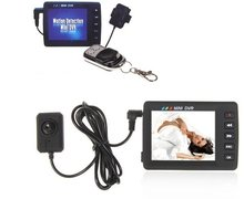 2,5 «lcd Angel Eye портативная мини система записи видео Кнопка DVR видеокамера 750