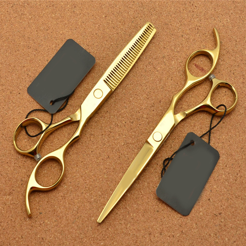 Japan 6 Stainless brand  Professional Hairdressing Scissors Cutting Shears Thinning Scissors Salon Hair ScissorJapan 6 Stainless brand  Professional Hairdressing Scissors Cutting Shears Thinning Scissors Salon Hair Scissor