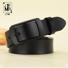 [LFMB] Новые дизайнерские модные женские ремни из натуральной кожи, фирменные ремни, женский пояс с пряжкой, Необычные винтажные ремни для джинсов