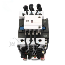 цена на Switching capacitor contactor CJ19-95/21E silver contact, single phase AC220V, three phase AV380V