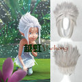 New Arrival Tinker Bell: Secret of the Wings Periwinkle Anime Short Gray Cosplay Wig