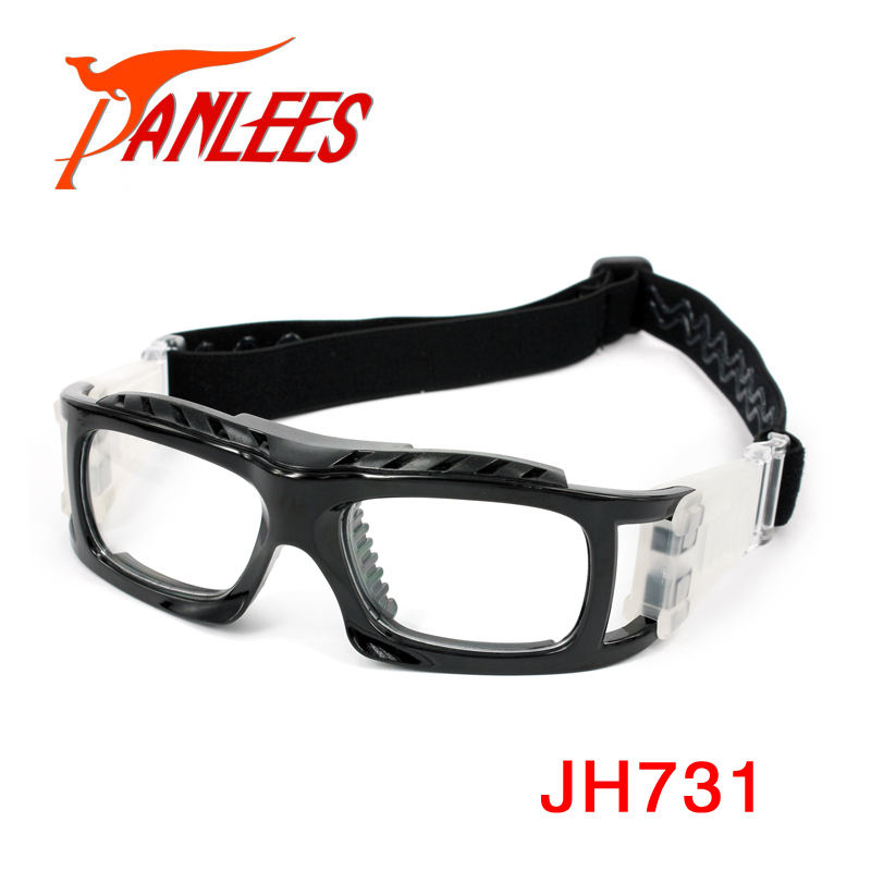 fbe11bb7cccd Panlees New Design Prescription Sports Goggles Basketball Prescription  Glasses Handball Sports Eyewear High Impact Free Shipping-in Basketballs  from Sports ...