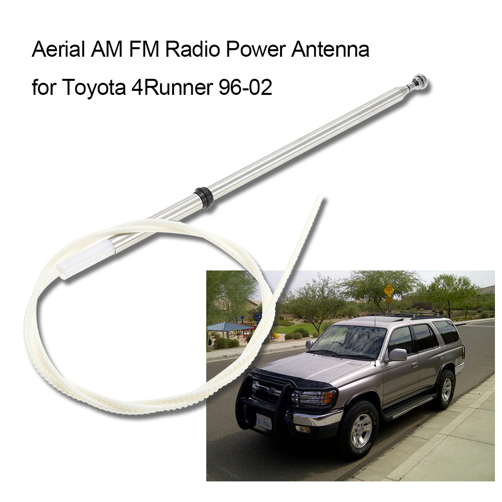 Aerial Am Fm Radio Power Antenna For Toyota Runner on 1999 4runner power antenna replacement