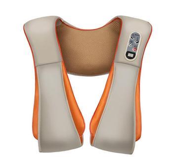 Machine De Massage Corporel | Shiatsu Cervicale Dos Et Cou Masseur Châle électrique Rouleau Dispositif De Chaleur Manuel Chine Machine à La Maison