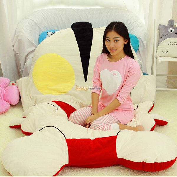 fancytrader 2015 cute high quality ultraman bed 250cm x 170cm huge giant ultraman tatami bed. Black Bedroom Furniture Sets. Home Design Ideas