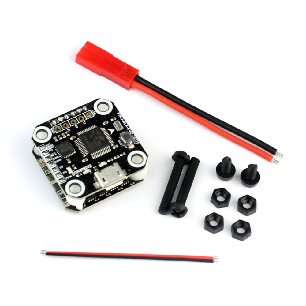 High Quality Mini Flytower F3 Flight Controller with BLhelS 10A 4 in 1 ESC PIKO BLX Firmware Update for DIY Indoor Mini Racer