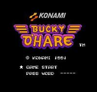 Bucky O Hare 72pins 8bit Game Card Drop Shipping