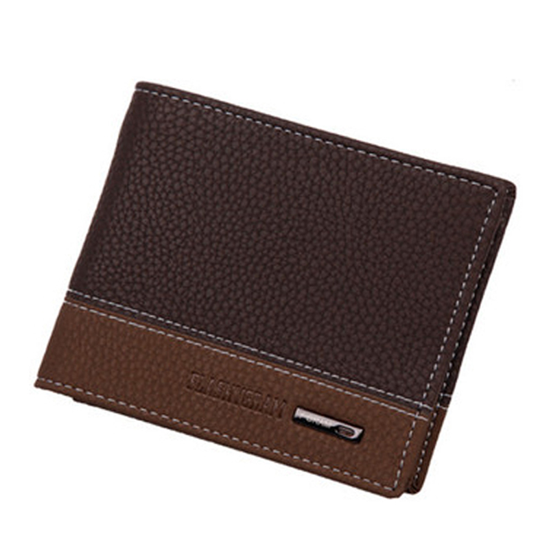 Small Famous Brand Slim Handy Portomonee Men Wallet Purse Male Clutch Bags With Money Coin Short Walet Cuzdan Vallet Card Holder document for passport badge credit business card holder fashion men wallet male purse coin perse walet cuzdan vallet money bag