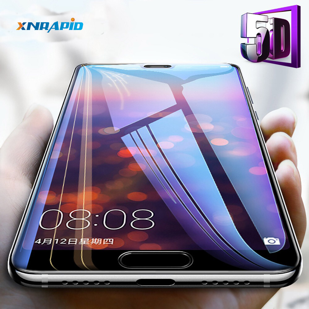 <font><b>5D</b></font> Protective <font><b>Glass</b></font> For <font><b>Huawei</b></font> P20 Lite <font><b>Glass</b></font> Protector <font><b>Honor</b></font> 7S <font><b>9</b></font> Play P10 Mate 10 P Smart P20 Pro Nova Youth 2i 3i 3E <font><b>Glass</b></font> image