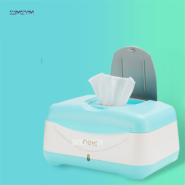 XB-8702 Baby Wipes Heater Thermostat Wipes Machine Heating Baby Wipes Box Thermal Insulation Humidifier Wet Towel Dispensers 10W 2