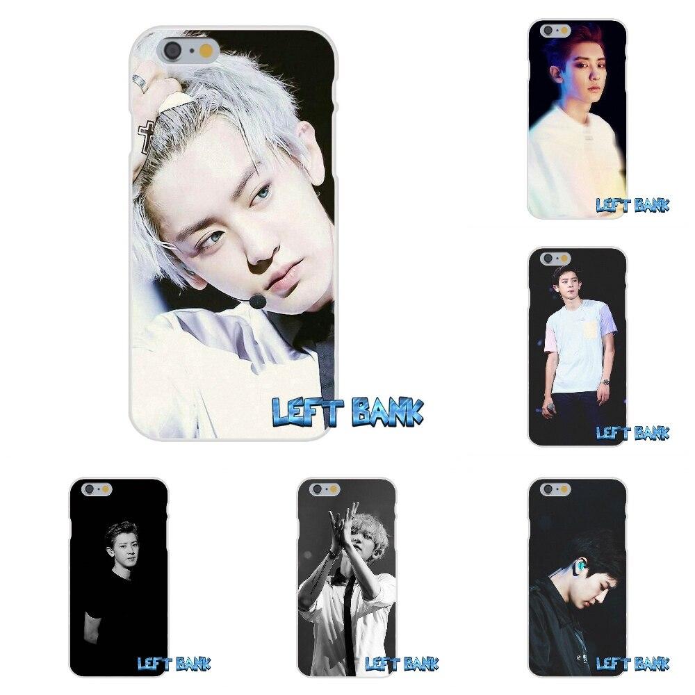 Park Chanyeol <font><b>EXO</b></font> Star Soft Silicone TPU Transparent Cover <font><b>Case</b></font> For Samsung Galaxy A3 A5 A7 J1 J2 J3 J5 J7 2016 2017