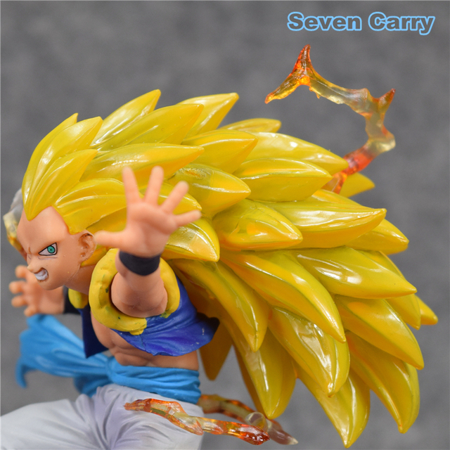 Dragon Ball Z Super Saiyan 3 Gotenks PVC Action Figure