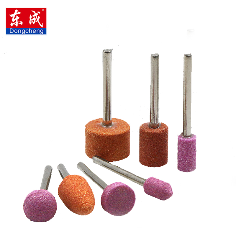 10pc Assorted Abrasive Polishing Grinding Sanding Stones 1//8 and 1//4 Collet